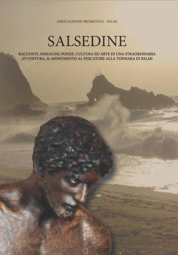 Copertina del libro Salsedine edito da Prometeus